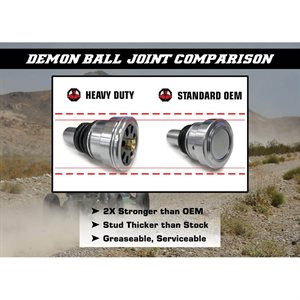 Ball Joint Heavy Duty Demon