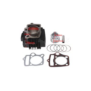 Kit Cylindre,Piston,Gasket 125 CC