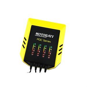 Chargeur Pour 4 Batteries